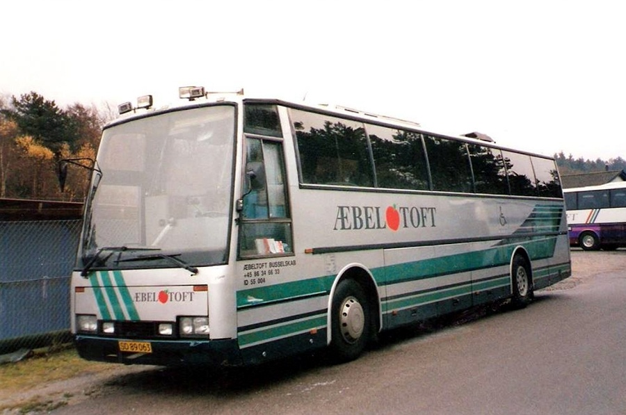 Æbeltoft Busselskab SD89063