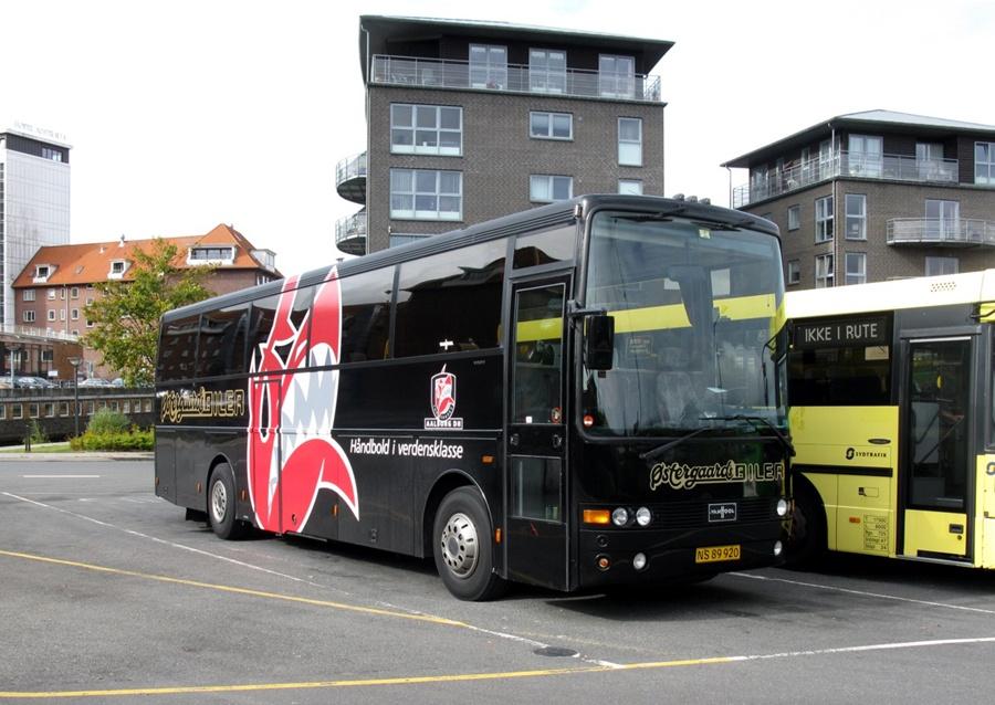 Østergaards Biler NS89920 på Vejle Trafikcenter den 28. september 2009