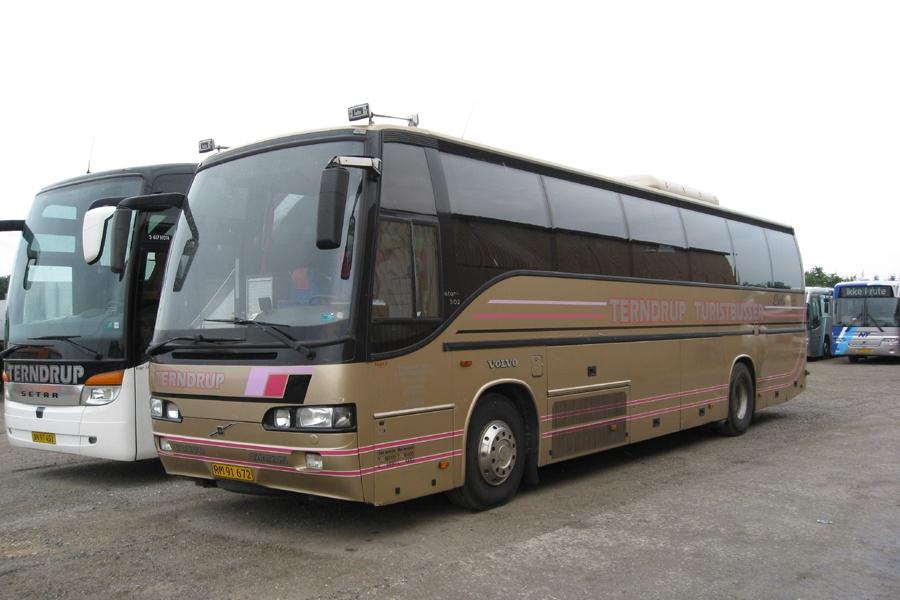 Terndrup Turistbusser 3/RM91672 i Terndrup den 13. juni 2011
