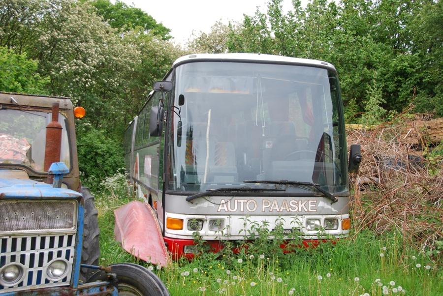Filmbussen i nærheden af Helsinge den 28. maj 2011