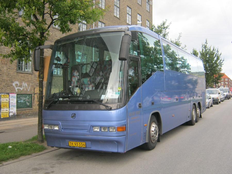 Klub Vest TK93334 på Enghavevej i København den 14. september 2011