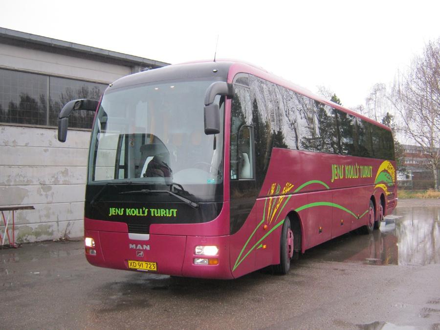 Jens Kolls Turist XD91723 i Glostrup den 13. april 2012