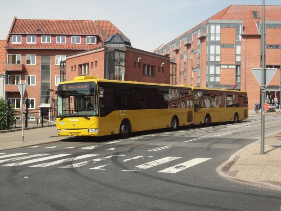 arriva bus viborg