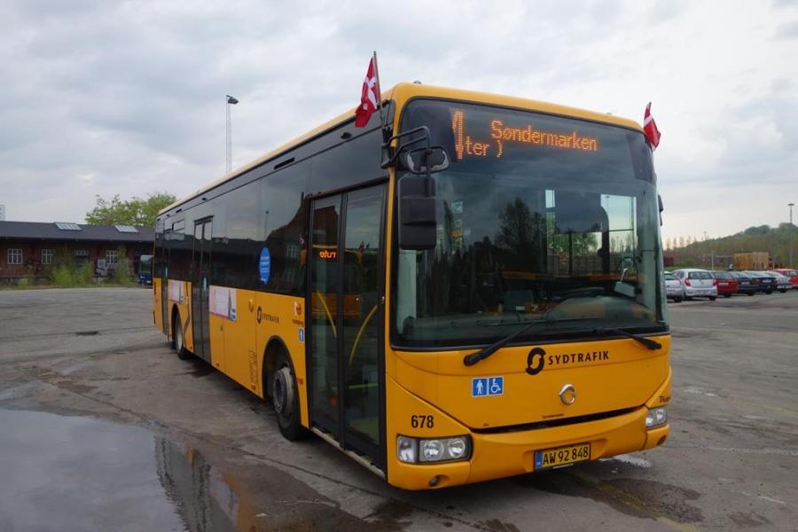 Bent Thykjær 678/AW92848 på Gammelhavn i Vejle den 5. maj 2015