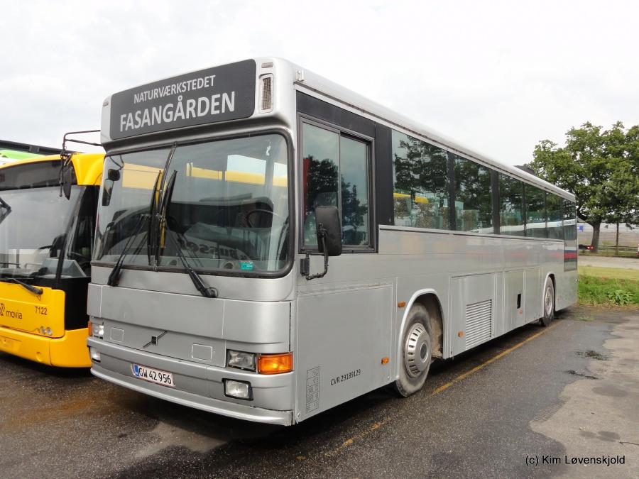Naturværkstedet Fasangården GW42956 ved Volvo Truck Center i Taastrup den 24. august 2015