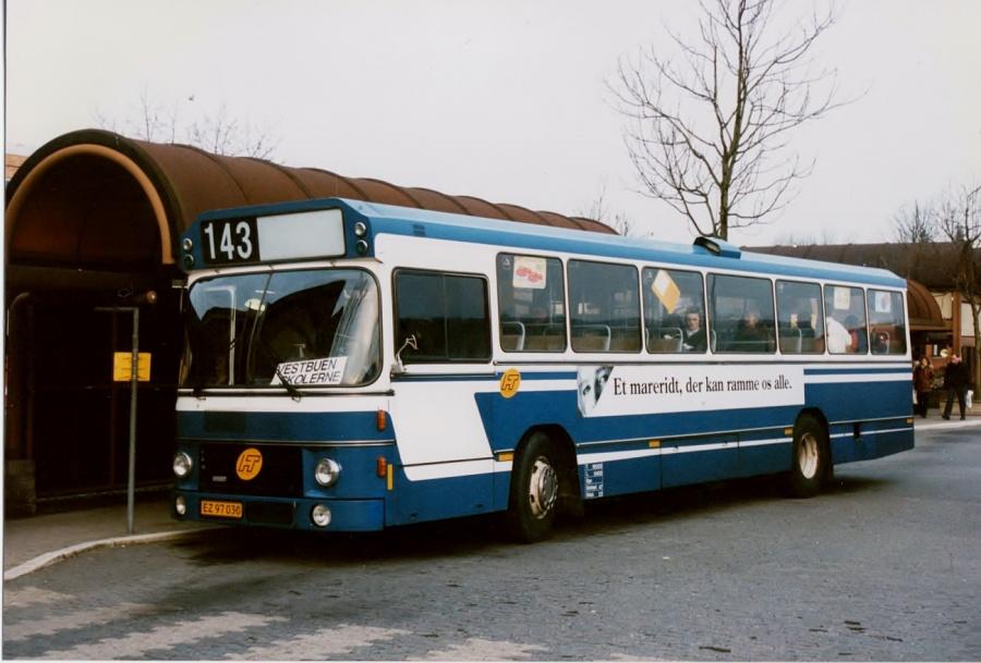 Therkildsen 15/EZ97030 ved Ballerup St. i marts 1992