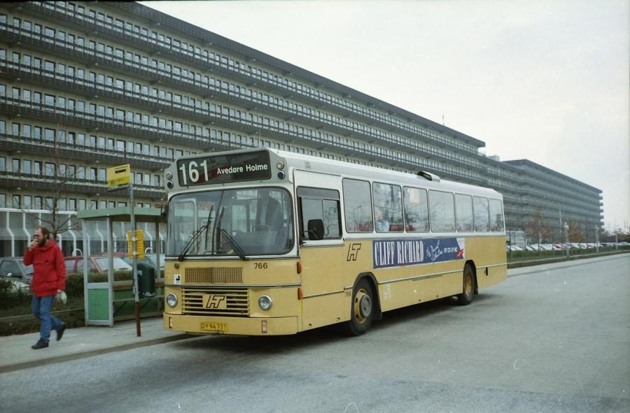 HT 766/DY94733 i Avedøre Holme i februar 1992
