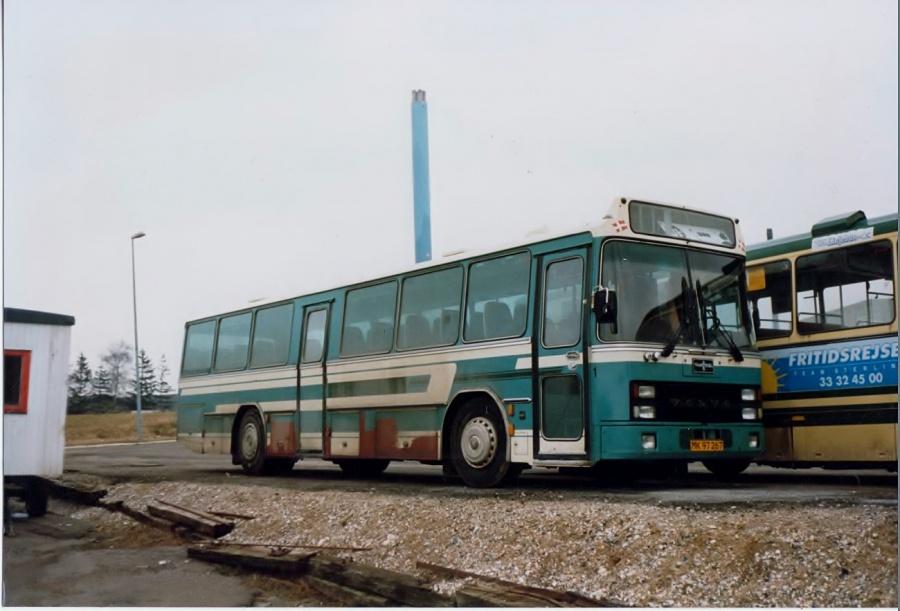 Daginstitution i Greve MK97267 hos Linjebus i Roskilde i februar 1992