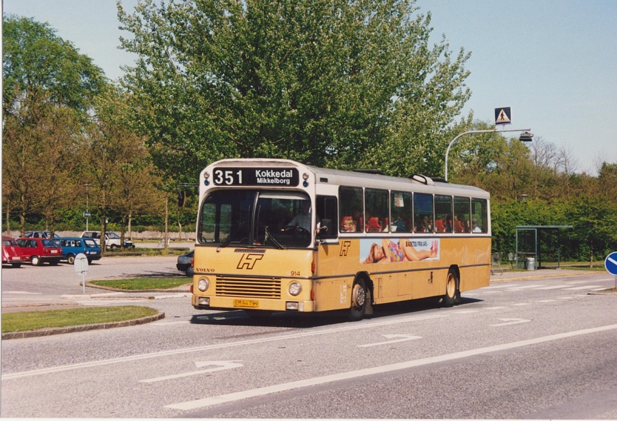 HT 914/EM94799 i Lyngby i maj 1992