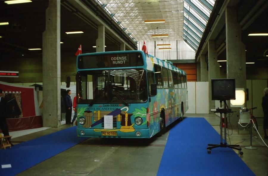 Odense Bytrafik 68/ME90988 i Bella Center i København i oktober 1991