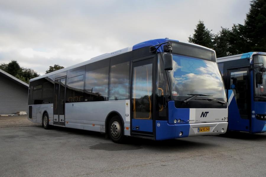 Keolis 228/BW91240 i Tylstrup den 30. september 2015