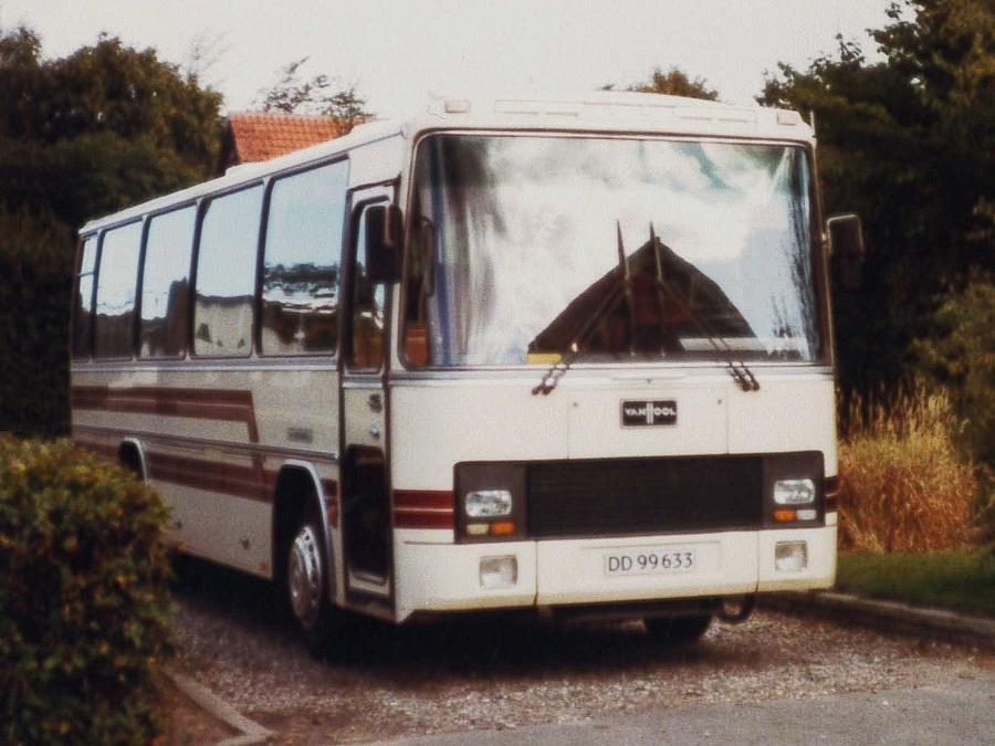Vester Hornum Turistbusser DD99633