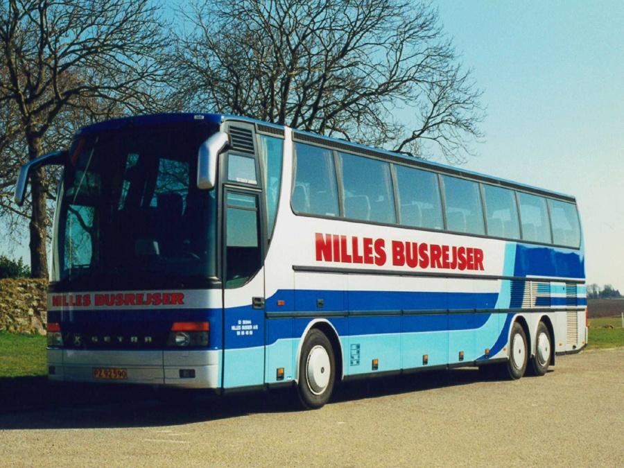 Nilles Busrejser 5/PZ92590