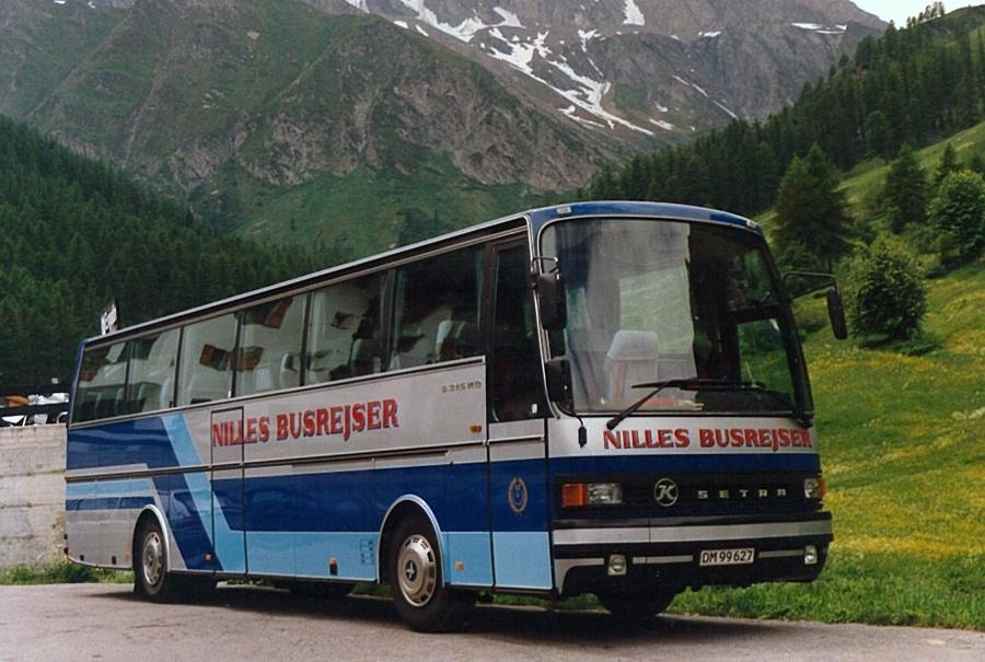 Nilles Busrejser DM99627
