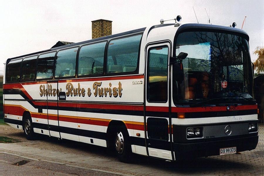 Stoltzes Taxi og Turist DX99373