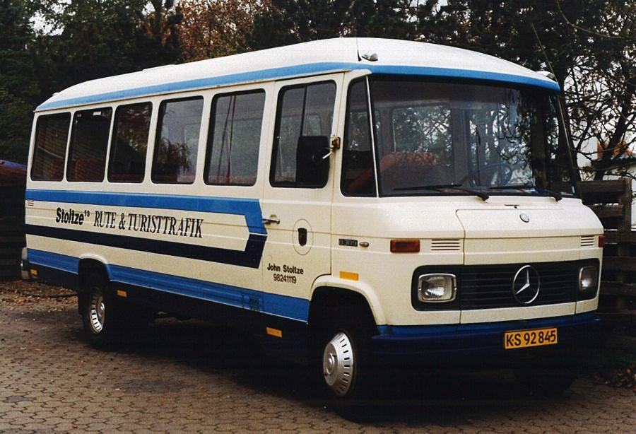 Stoltzes Taxi og Turist KS92845