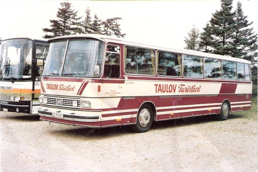 Taulov Turistfart DZ99001