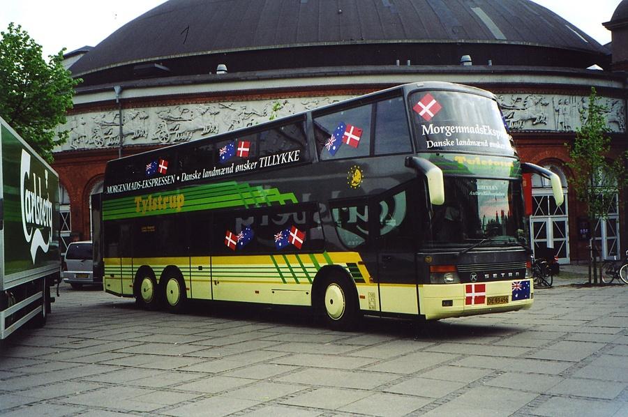 Tylstrup Busser 165/OE93456 på Axeltorv i København den 14. maj 2004