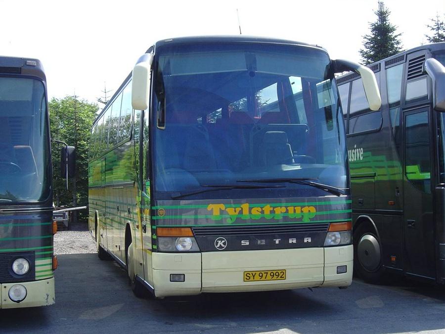 Tylstrup Busser 151/SY97992 i Tylstrup den 26. maj 2007