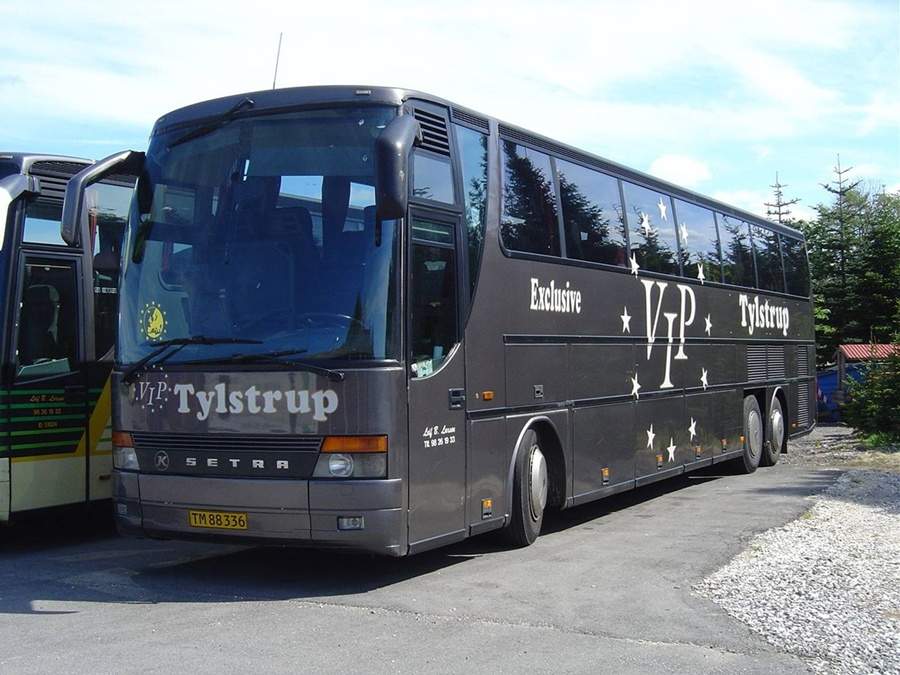 Tylstrup Busser 188/TM88336 i Tylstrup den 26. maj 2007
