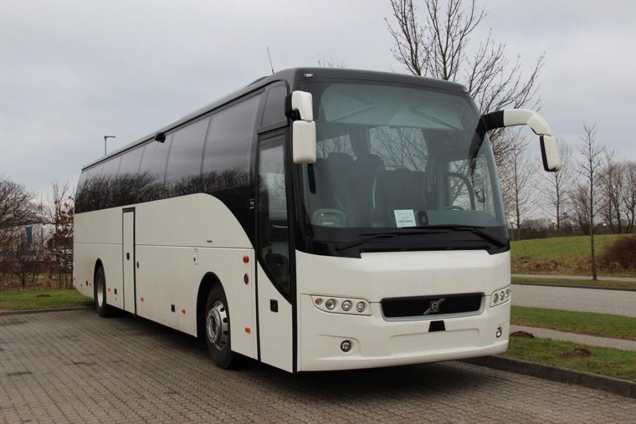 Bus Center Vest i Kolding den 14. februar 2016