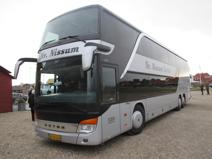 Nr. Nissum Turist  AK40020 et sted i Nordjylland den 21. november 2015
