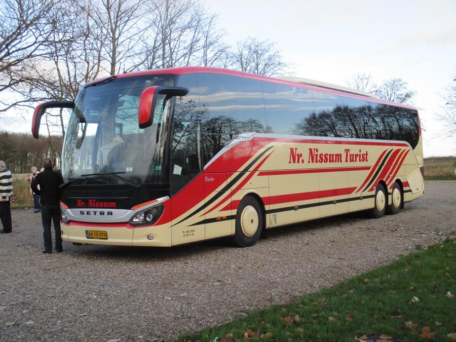 Nr. Nissum Turist  AH78979 et sted i Nordjylland den 26. november 2015