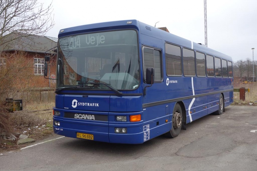 Umove 132/RL96882 på Gammelhavn i Vejle den 17. marts 2016