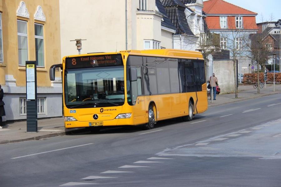 Tide Bus 8716/DF96146 i Kolding den 18. marts 2016