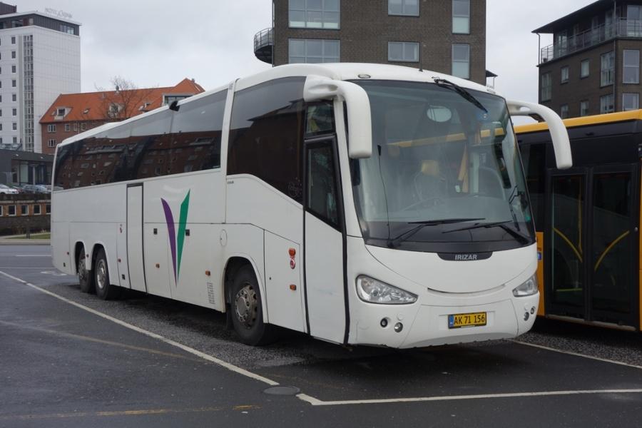 Busselskabet Pletten AK71156 på Vejle Trafikcenter den 30. april 2016