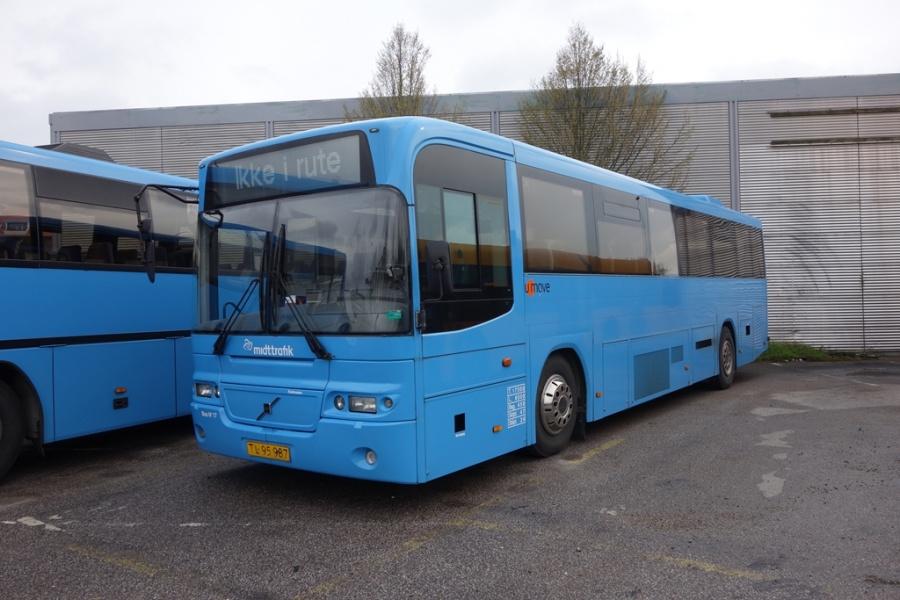 Umove 17/TL95987 på Gammelhavn i Vejle den 30. april 2016