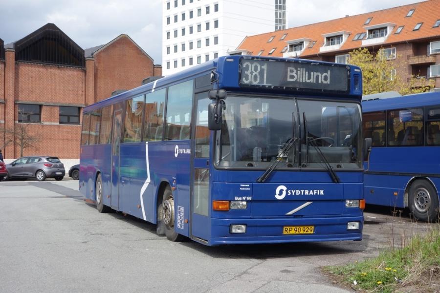 Umove 68/RP90929 på Gammelhavn i Vejle den 30. april 2016