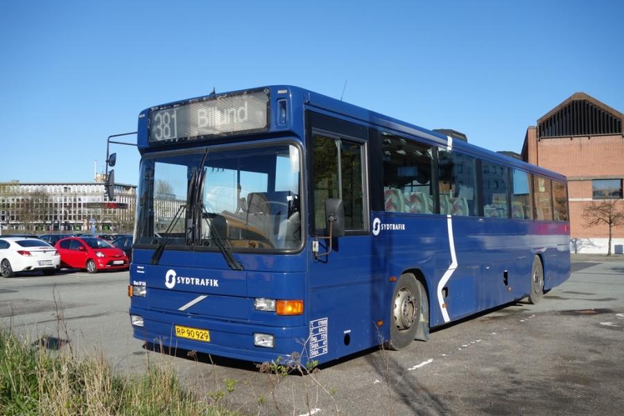 Umove 68/RP90929 på Gammelhavn i Vejle den 1. maj 2016