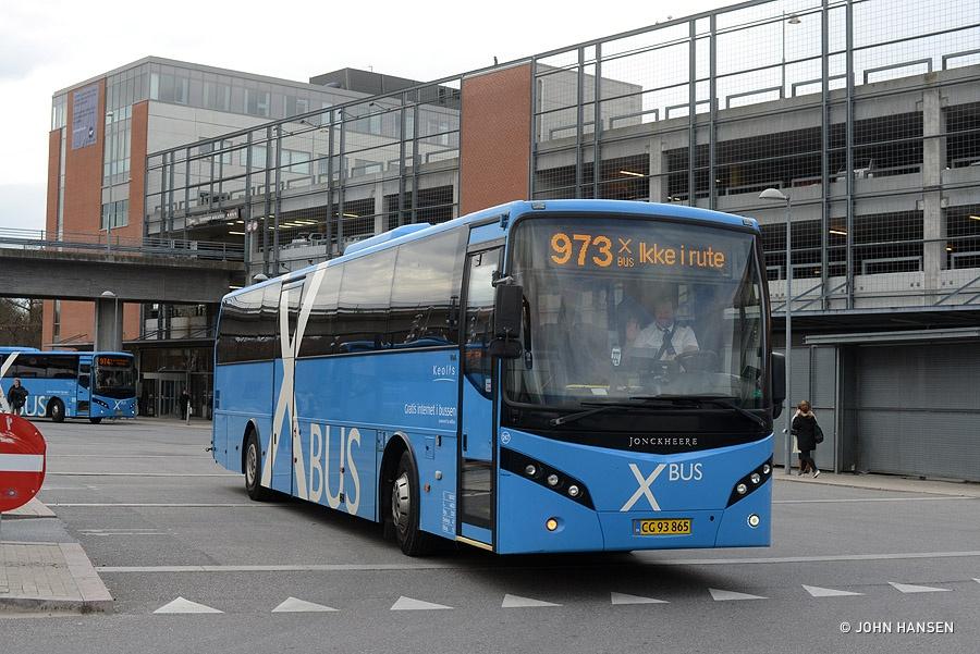 Keolis 247/CG93865 på Aalborg Rutebilstation den 12. april 2016