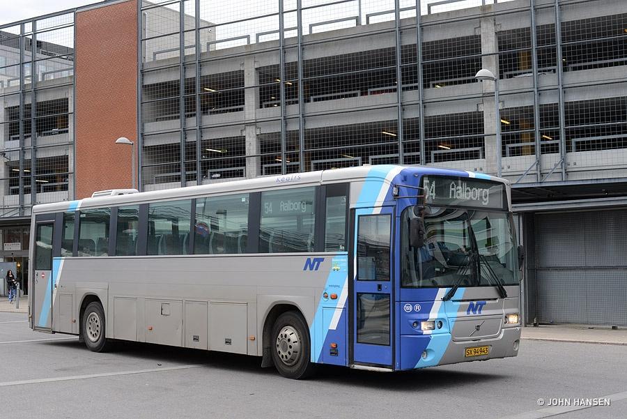 Keolis 169/SX94943 på Aalborg Rutebilstation den 12. april 2016