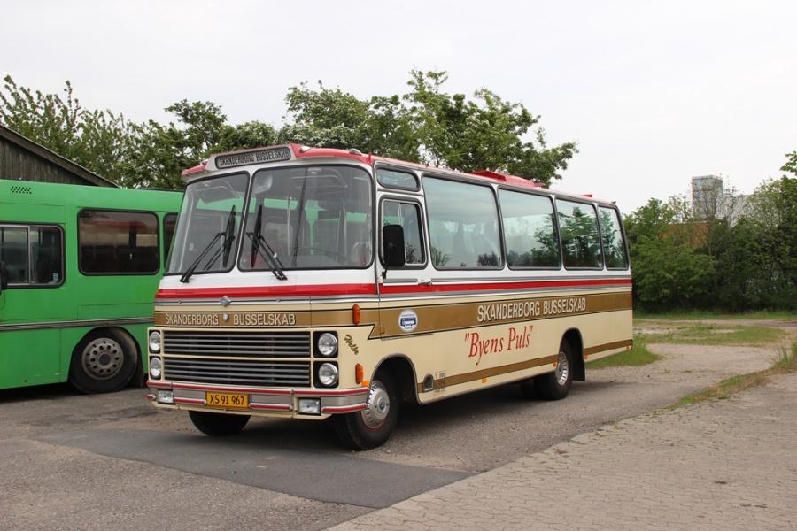 Skanderborg Busselskab XS91967 i Skælskør den 21. maj 2016