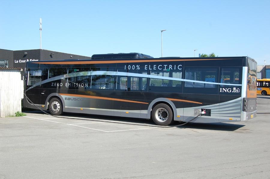 BA94925 parkeret på Arrivas busanlæg i Roskilde den 30. maj 2016