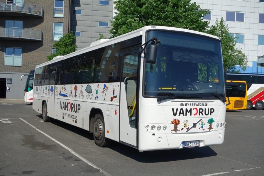 Kongeåens Børnehave BA61394 på Vejle Trafikcenter den 6. juni 2016