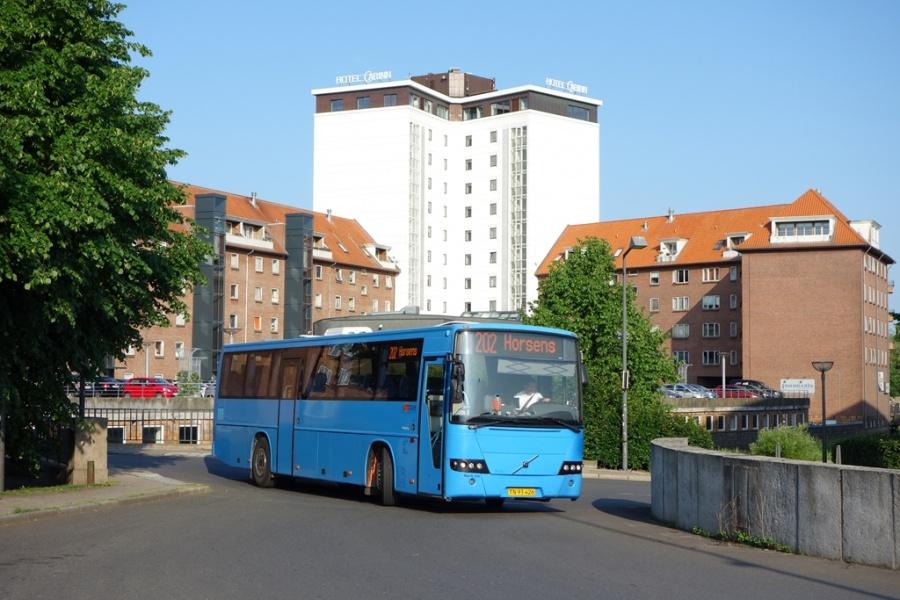 Umove 259/TN93426 på Vejle Trafikcenter den 7. juni 2016