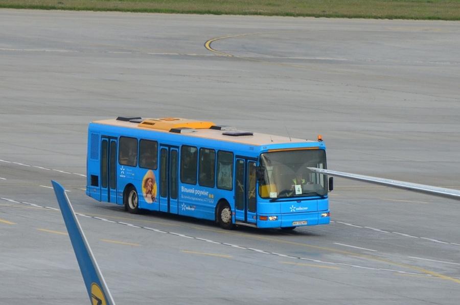 Kiev Airport AA1352MM i Kiev i Ukraine den 2. maj 2016