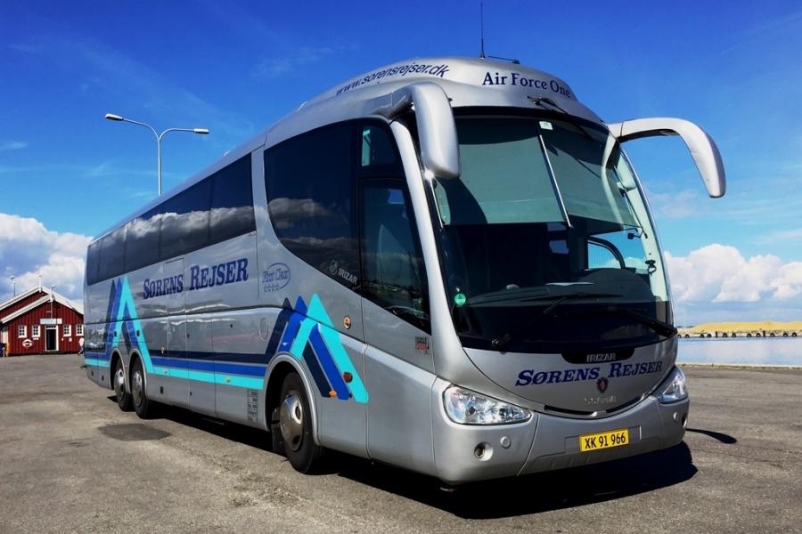Sørens Rejser XK91966 på Assens Havn den 19. august 2016