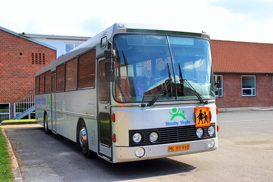 Hedensted Kommune ML93910 ved Stouby Skole den 18. juni 2016
