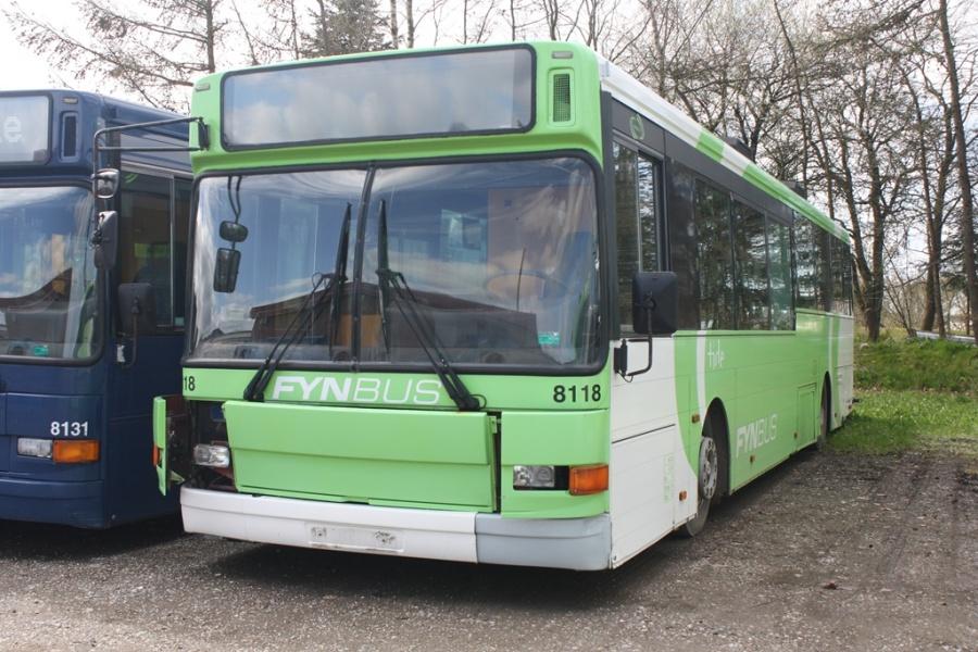 Tide Bus 818 i Ejby den 17. april 2016