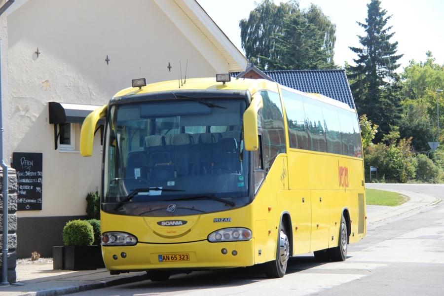 Iversen Busser AN65323 i Malling den 24. august 2016