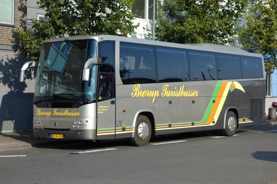 Brørup Turistbusser BF94159 på Vejle Trafikcenter den 14. september 2016