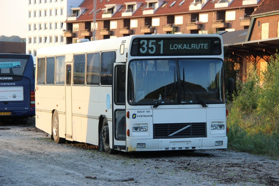 Umove 184 på Gammelhavn i Vejle den 15. september 2016