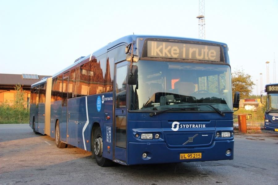 Umove 644/UL95215 på Gammelhavn i Vejle den 15. september 2016