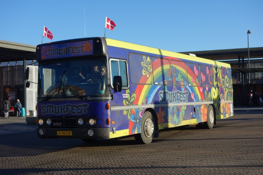 Skanderborg Festivallen XV88828 på Vejle Trafikcenter den 27. november 2016