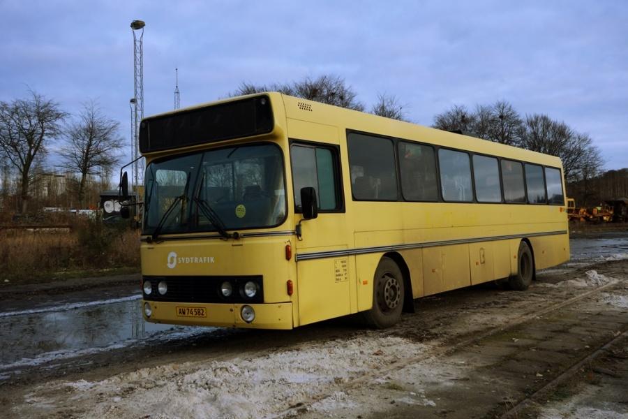 Umove 265/AW74582 på Gammelhavn i Vejle den 29. november 2016