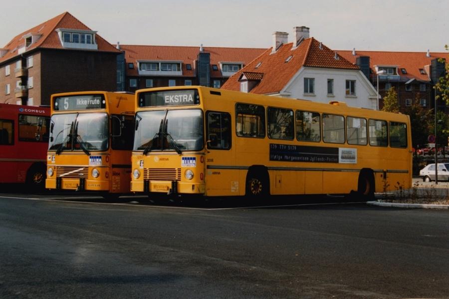 Arriva 3056/KS93927 på Vejle Trafikcenter den 6. september 1999